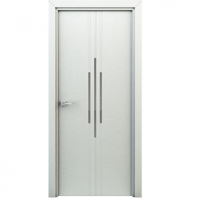 Двері Сафарі біла ПД